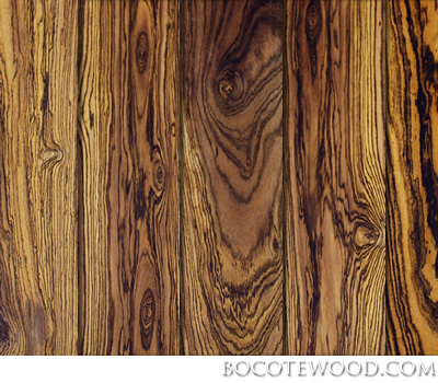 Bocote Wood Bocote Hardwood Flooring
